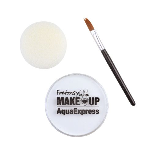 Aqua Makeup w/ Sponge + Brush SFX Cosmetic Artist